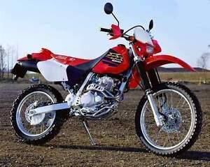 Honda xl 250 workshop manual