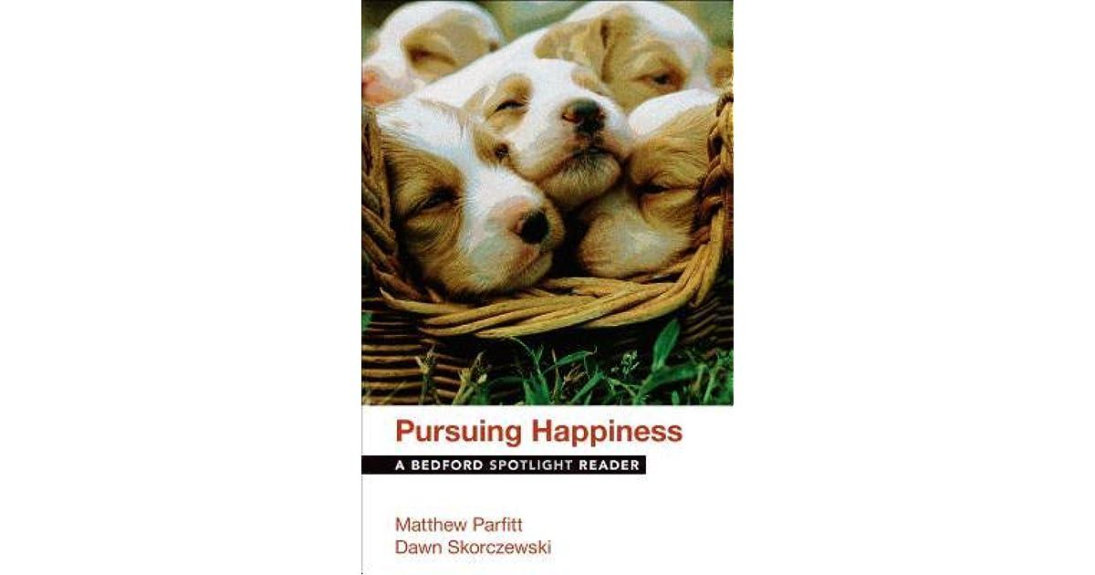 Pursuing happiness matthew parfitt pdf