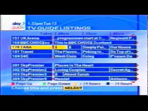 Channel ten tv guide cairns