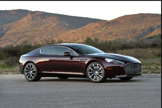 Aston martin rapide owners manual