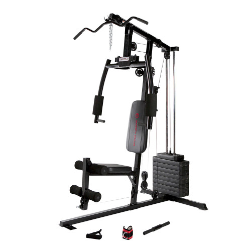 pro power multi gym cable instructions