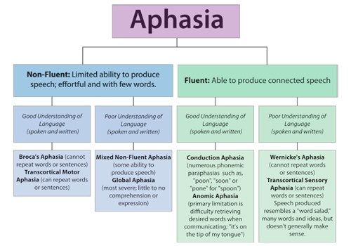 Speech and language therapy for aphasia following stroke pdf