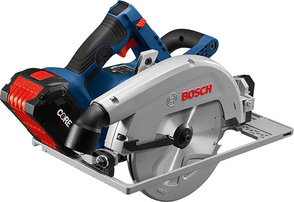 Bosch gks 18v li guide rail