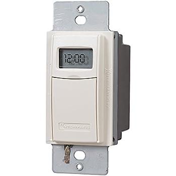 leviton programmable light switch instructions