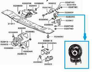 pajero front axle manual nh