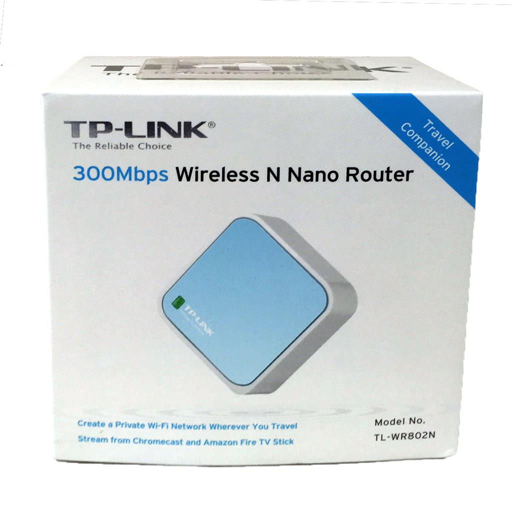 tp link nano router manual