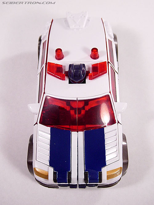 transformers cybertron red alert instructions