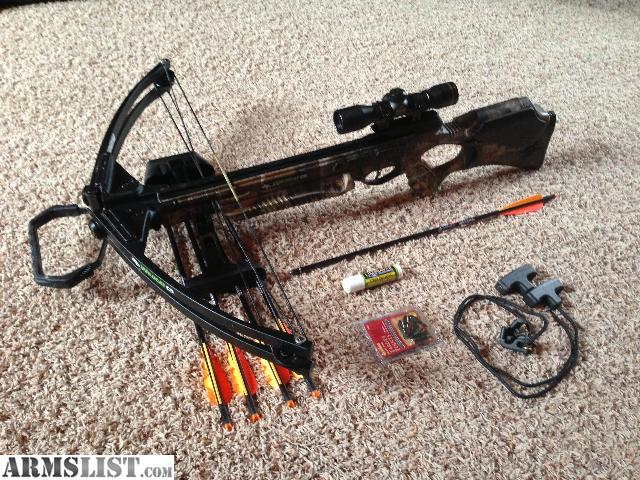 Barnett 4x32 crossbow scope manual