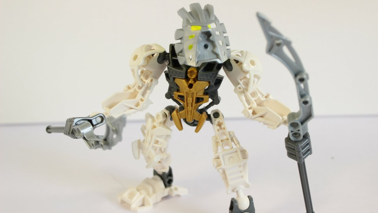 bionicle stars takanuva building instructions