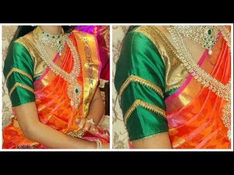 Blouse cutting and stitching in tamil pdf