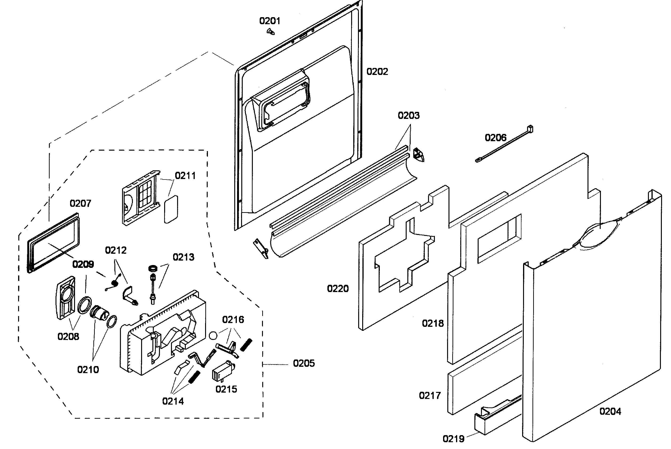 bosch exxcel aquastar dishwasher manual