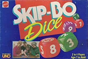 skip bo instructions with dice