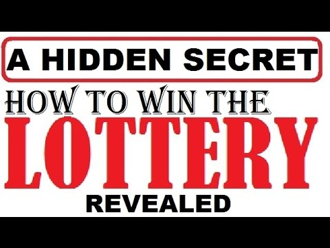Youtube how to win the lottery