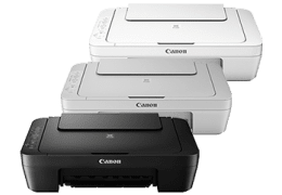 Canon mg2500 how to open printer