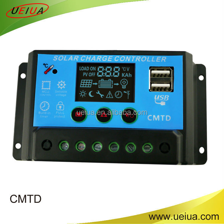 cap solar charge controller manual