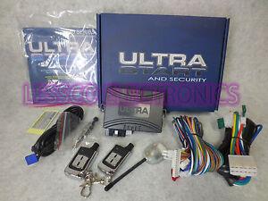Ultra remote car starter manual