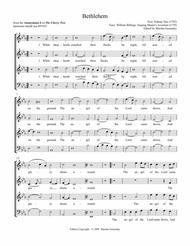 Chester william schuman score pdf
