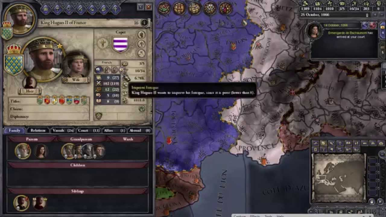 Ck2 how to change dynasty