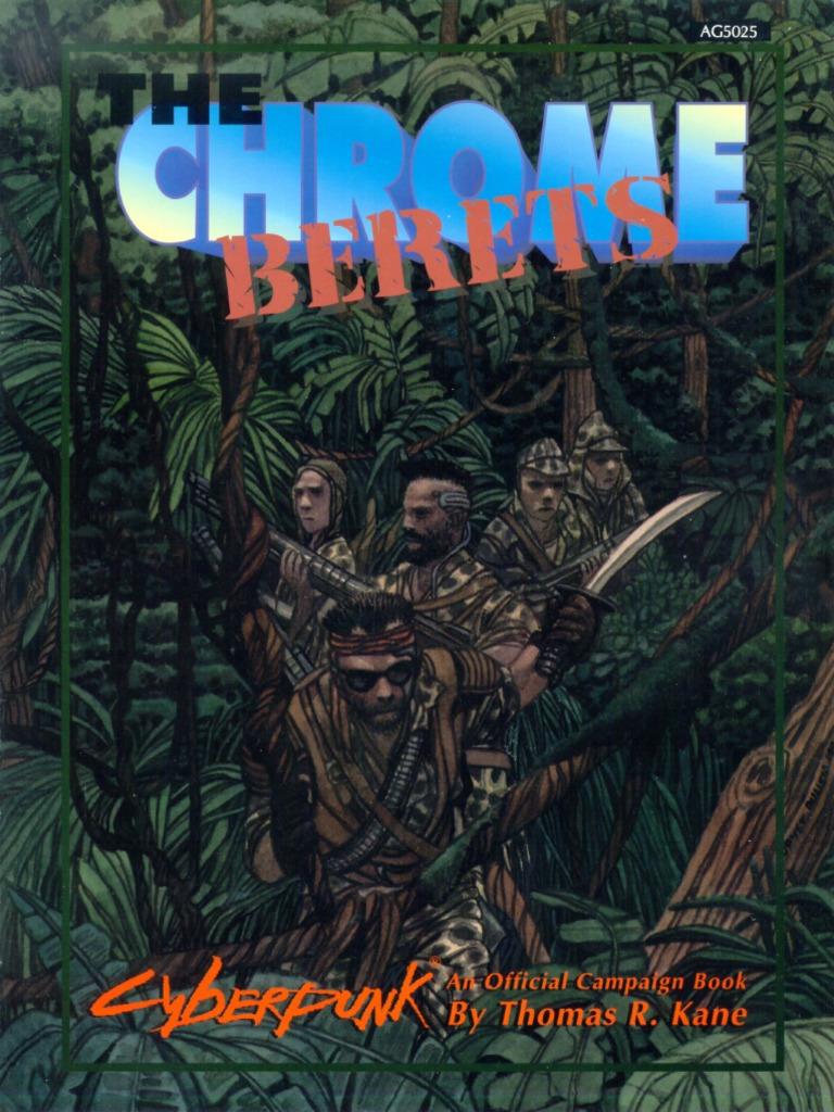 Cyberpunk 2020 neo tribes pdf