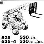 Jcb 509 42 parts manual