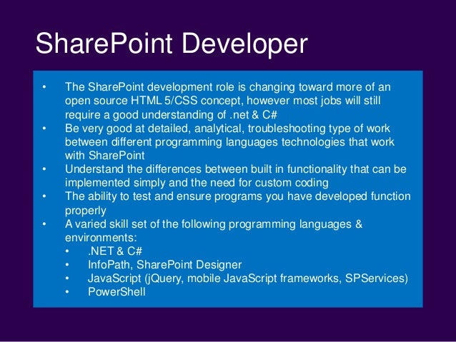 Sharepoint development with the sharepoint framework pdf