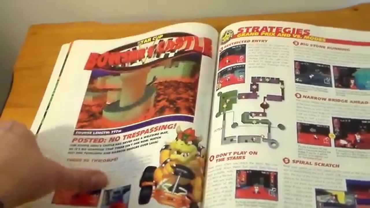 Super mario 64 strategy guide pdf