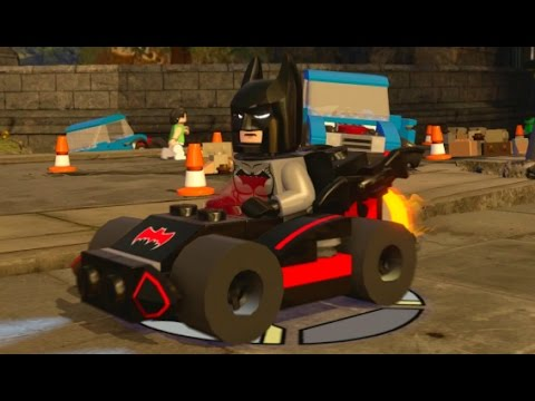 instructions on how to build lego dimensions batmobile