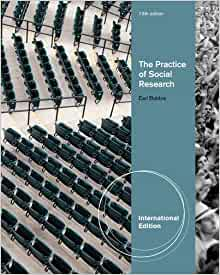 Earl babbie the practice of social research 14th edition pdf