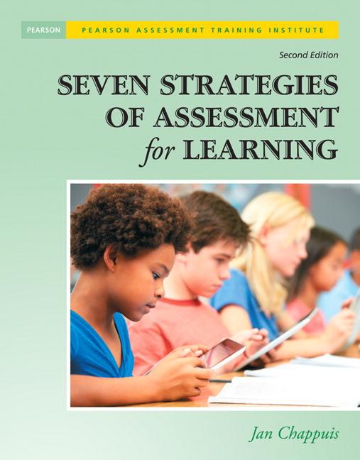 Seven strategies of assessment for learning pdf