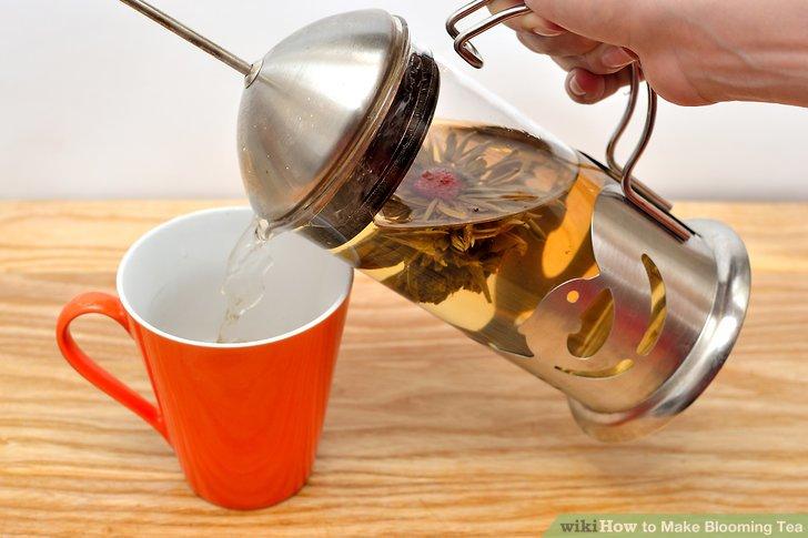 Davids tea how to make