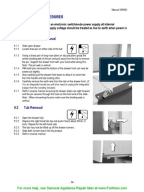 fisher paykel dishwasher repair manual dd24