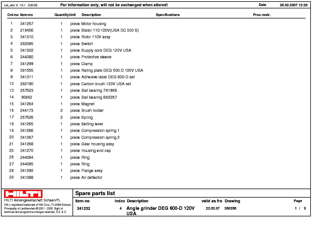 hilti te 55 user manual