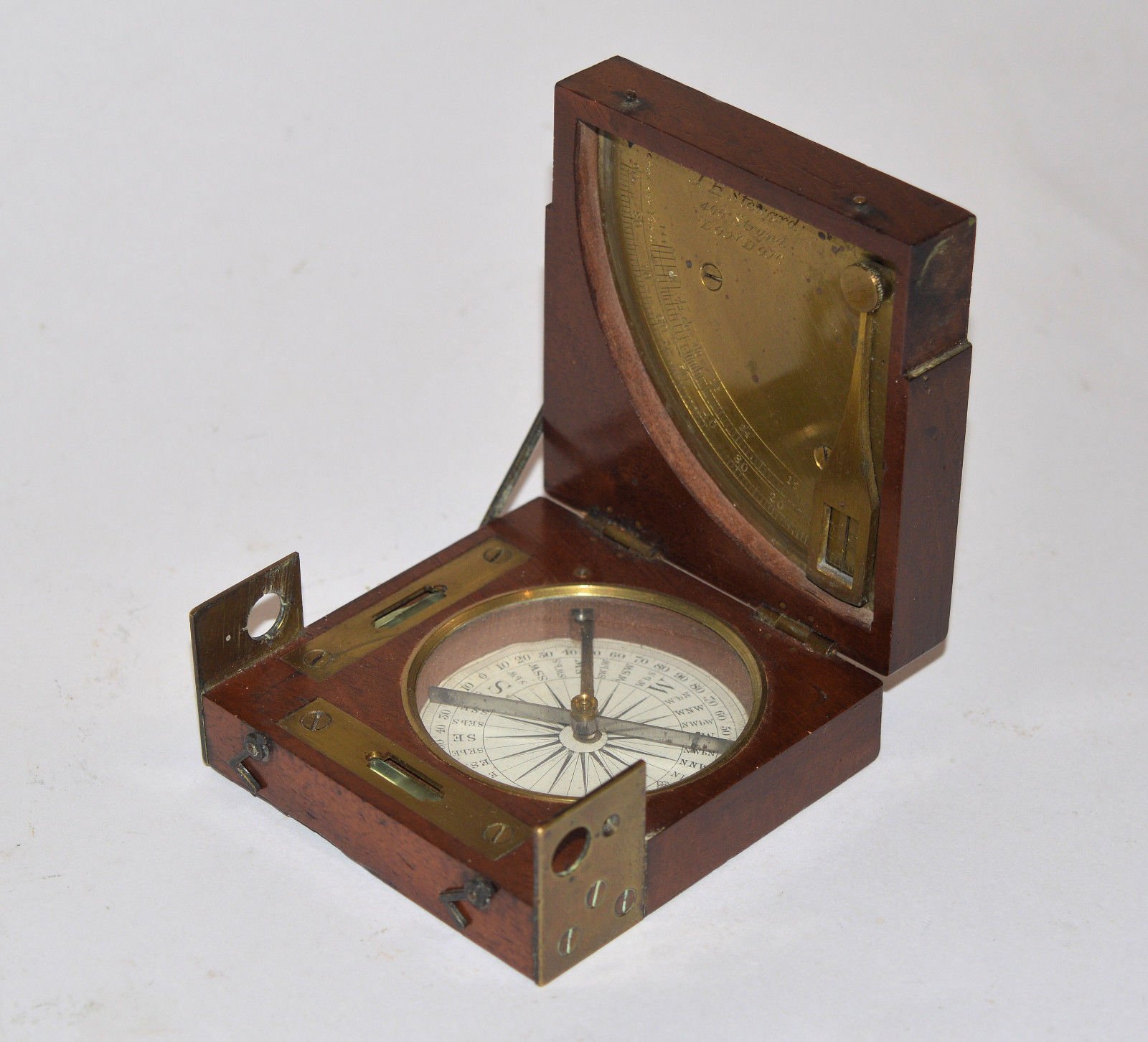 kent 8004 compass set instructions