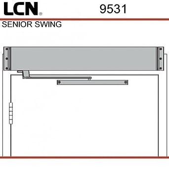 lcn senior swing 9531 manual