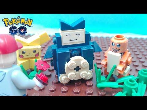 lego pokemon dispenser instructions