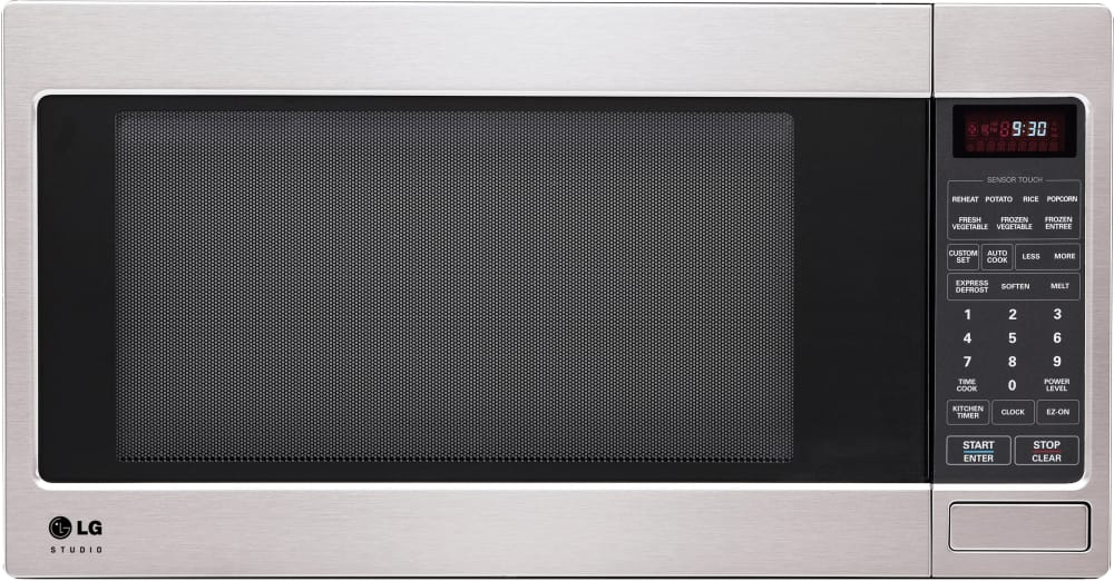 lg sensor iwave microwave manual