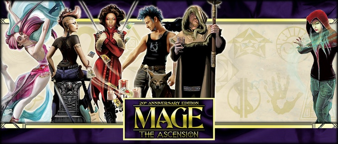 Mage the ascension 20th anniversary edition pdf