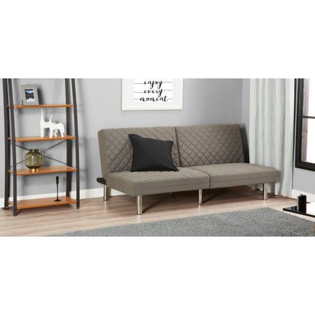 mainstays memory foam futon instructions
