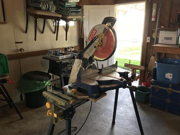 mitre saw mastercraft 055-6761-2 manual