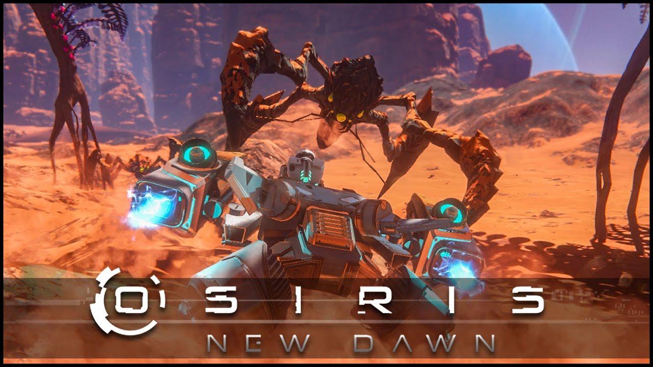 Osiris new dawn how to build a base