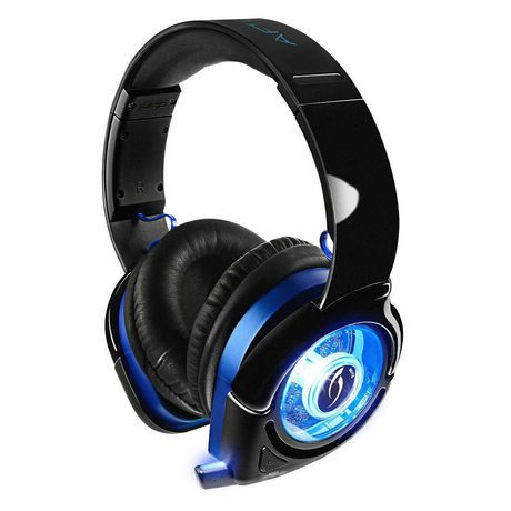 Ps4 afterglow headset how to get lights