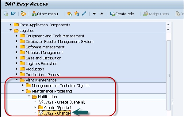 Sap the application default is locked for workbench processing