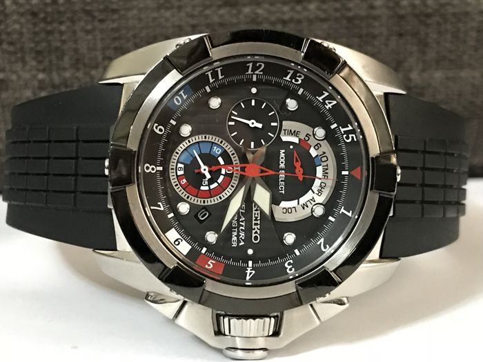 seiko velatura yachting timer instructions