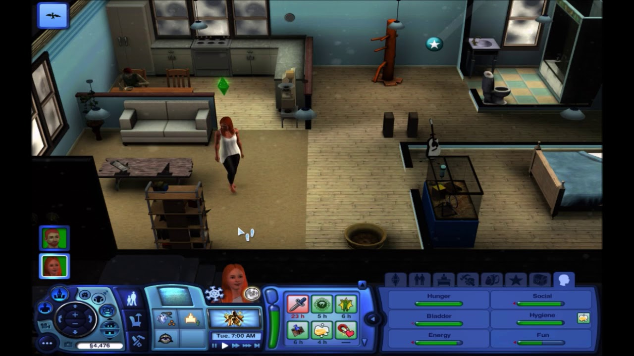 Sims urbz how to get genie lamp