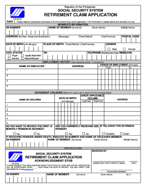 Social security card application online form