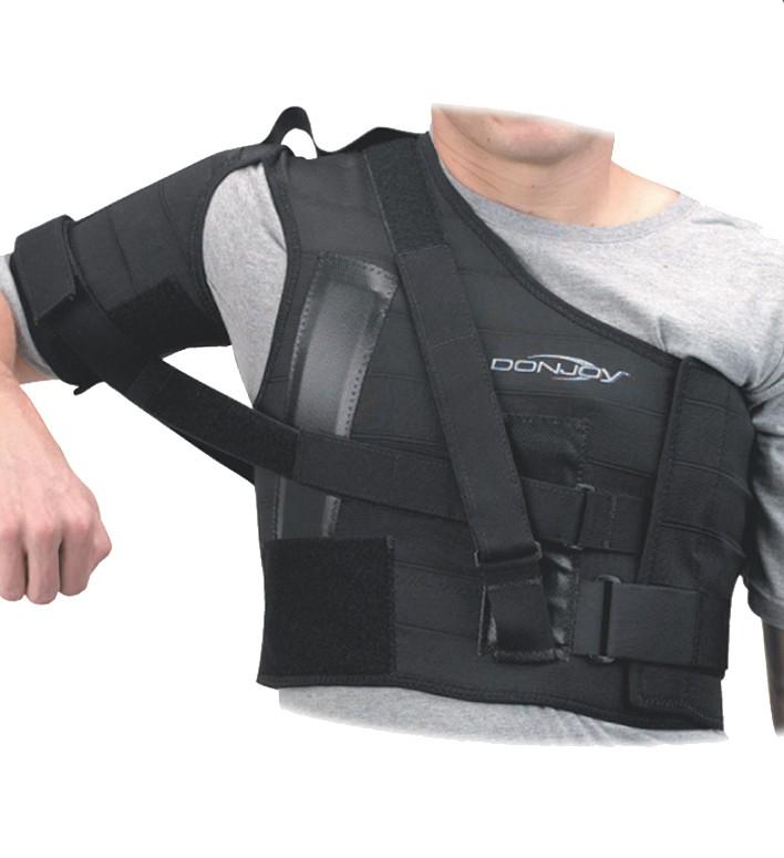 sully shoulder brace instructions