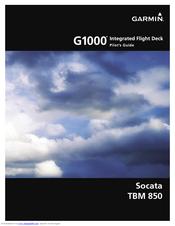 Tbm 850 g1000 manuals