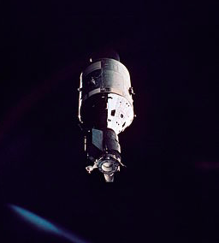 The apollo-soyuz test project was an example of quizlet