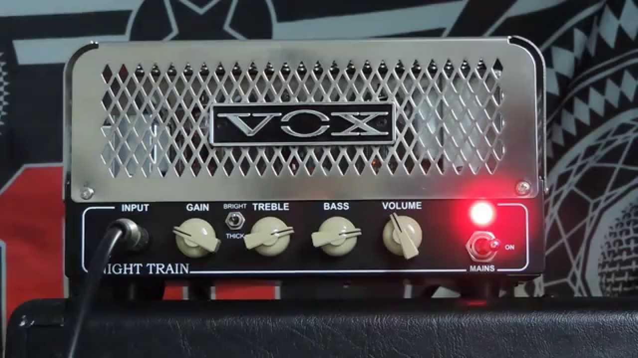 vox lil night train manual