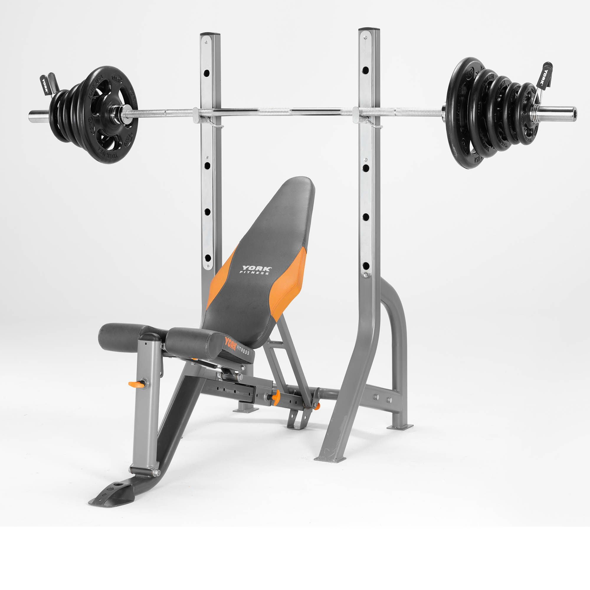 York weight bench assembly instructions